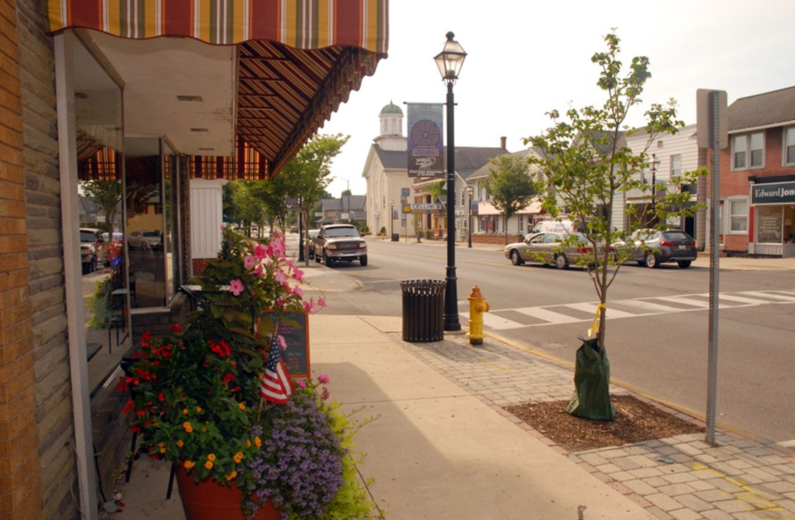 Montoursville Streetscape Program